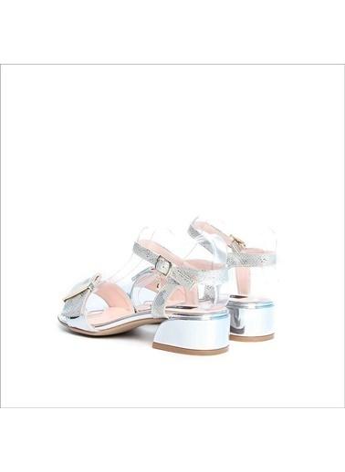 Kuum Sandalet Gümüş